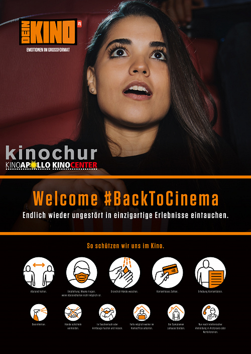 Welcome #BackToCinema
